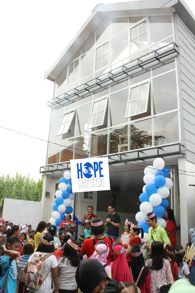 HOPE CENTRAL Soft Opening & FACE 3rd Year Anniversary